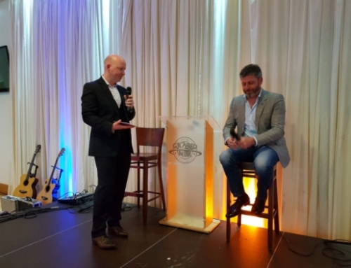 An Evening with Andy Townsend