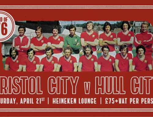 1976 Squad return to Ashton Gate
