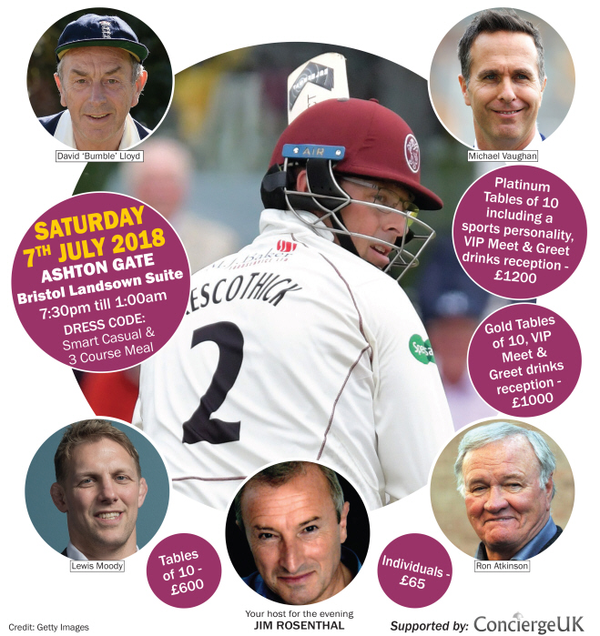 Marcus Trescothick And Friends