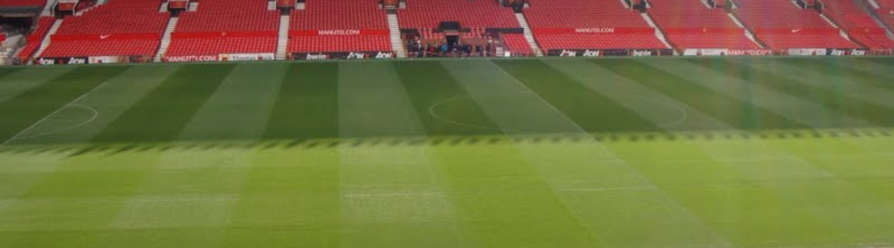 Old Trafford home of Manchester United FC