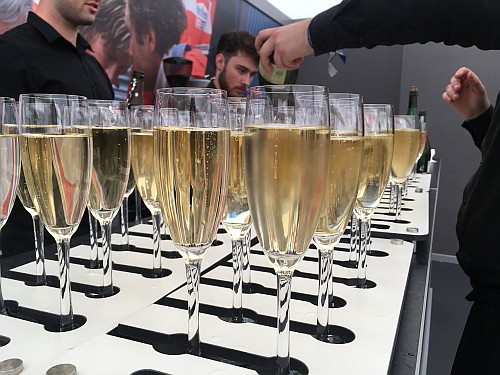 Champagne Tickets F1 Grand Prix