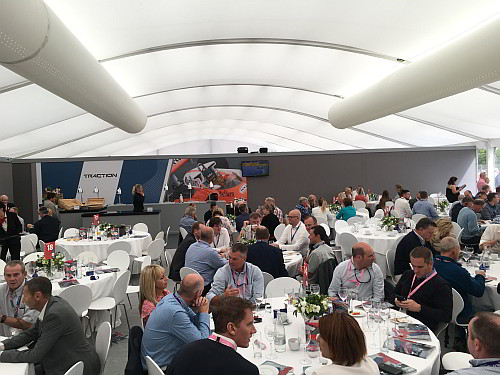 Exclusive Hospitality Tickets for F1 Grand Prix