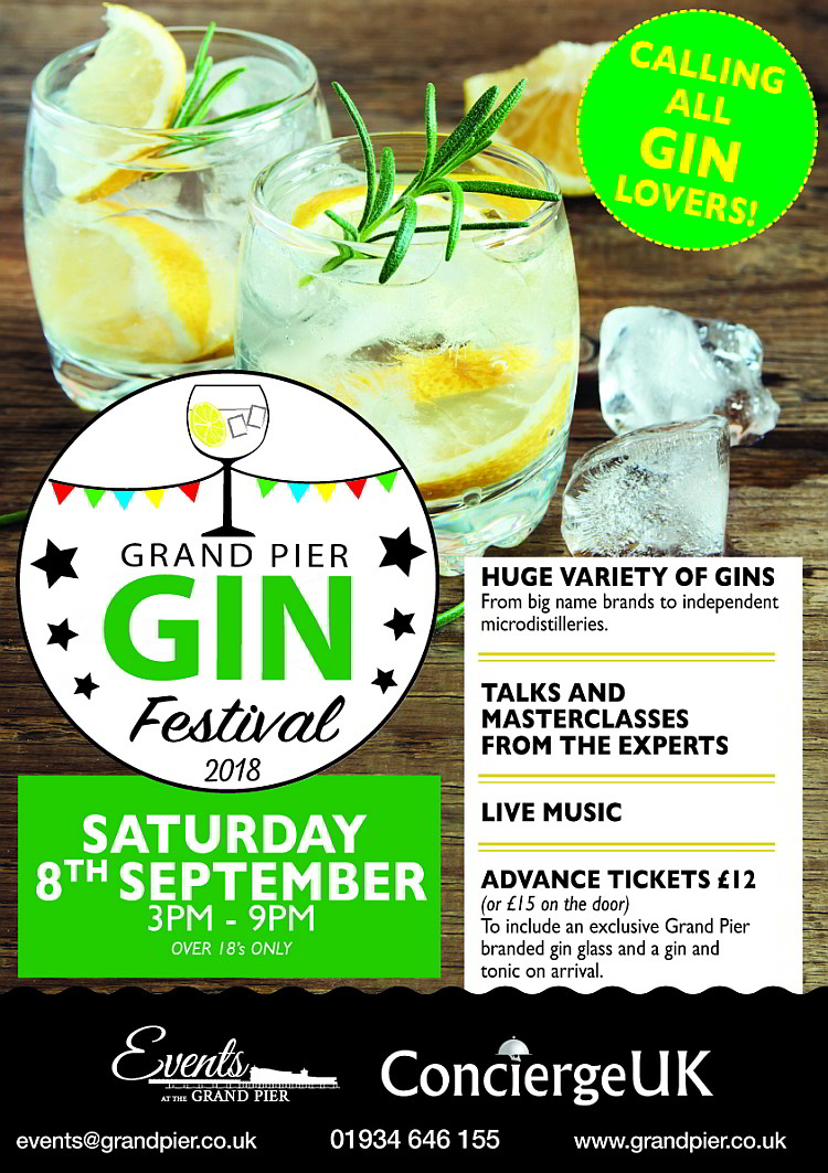 The Gin Festival Tickets