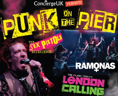pUNK ON THE pIER Tickets