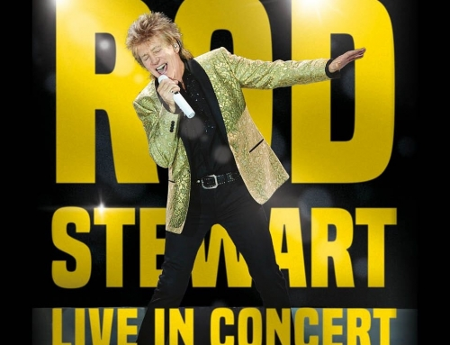 Rod Stewart Concert Tickets