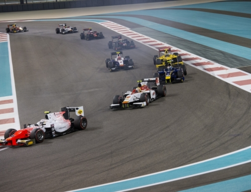 Abu Dhabi Grand Prix, Harbour Club, Yas Island