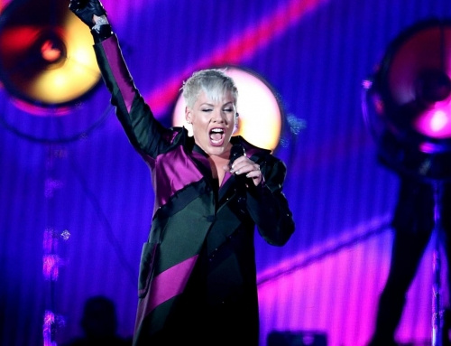 Pink – Beautiful Trauma UK Stadium Tour 2019