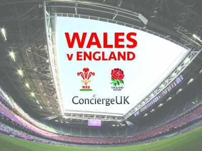 Wales vs England RBS Tickets